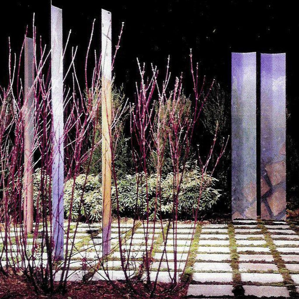 Kim Ahern Landscape Architects, Moss Grid Garden