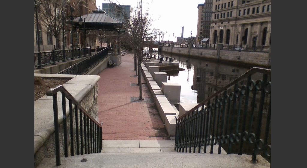 Public Projects, Providence River Front, RI