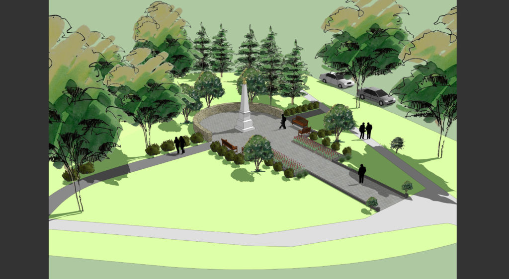 Master Plan for the Historic Town Center and Veterans Memorial, Wenham, MA