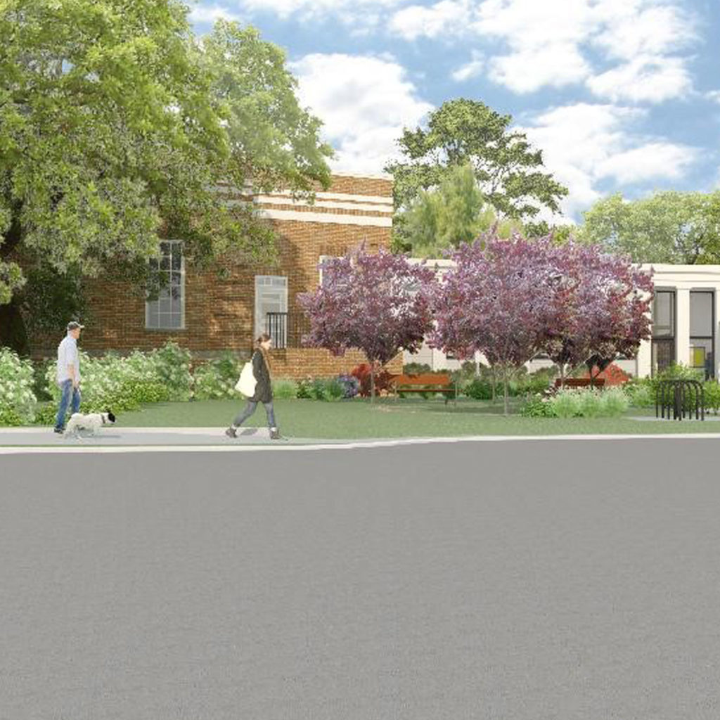 Kim Ahern Landscape Architects, Public Projects